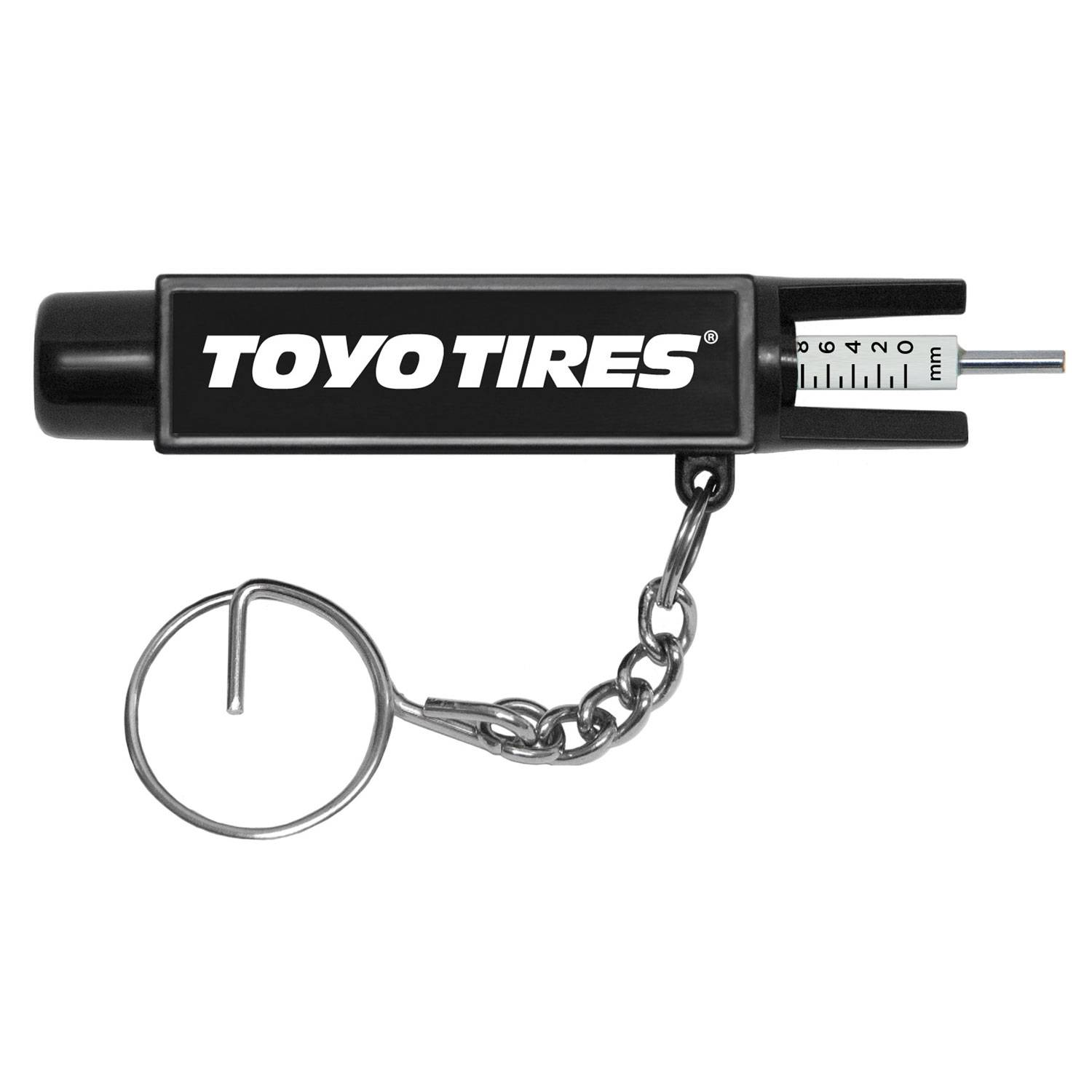 2472 - Tire Tool Key Tag