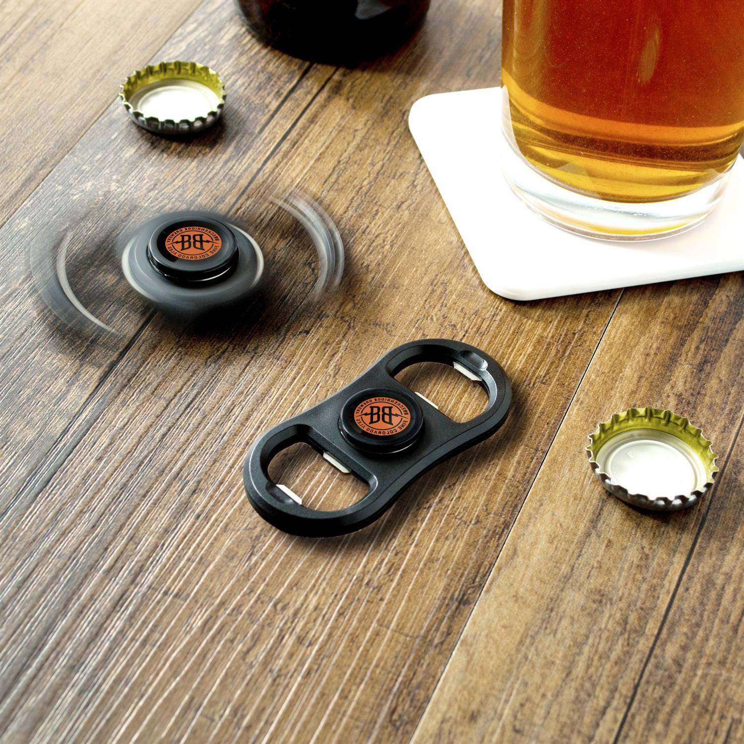 2536 - Double Duty Bottle Opener