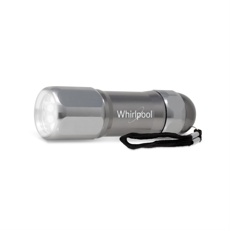 Magnetic Metal Flashlight