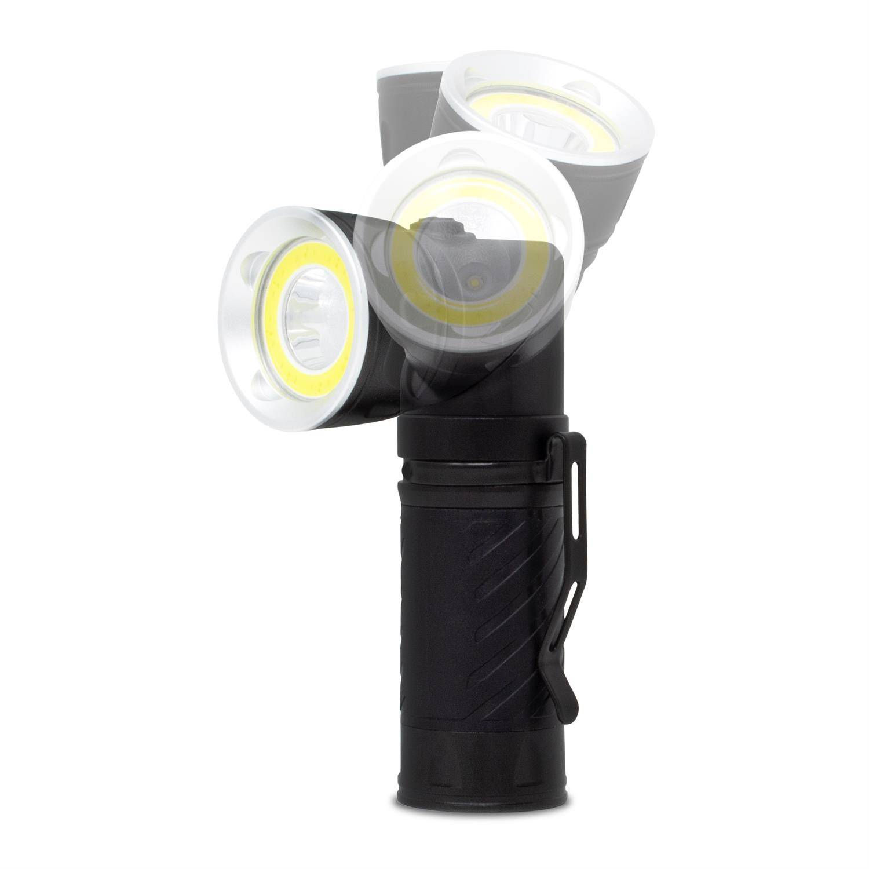 2969 - Swivel Flashlight