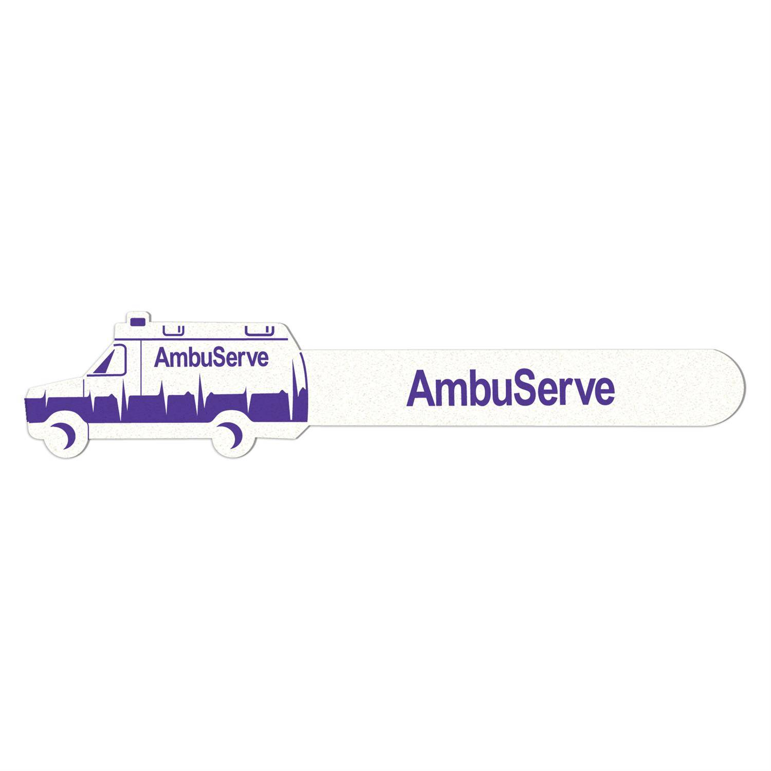 5206 - Ambulance Emery Board