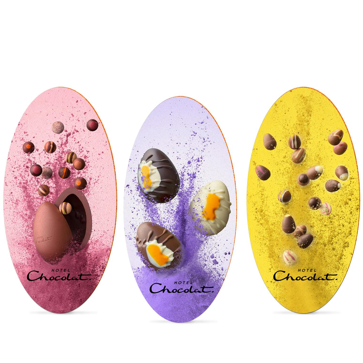 523602 - Easter Egg Shaped Emery Board