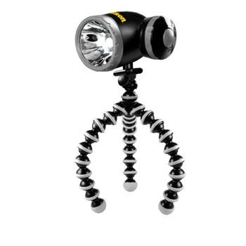 2947 - Bendable Tri-Pod Flashlight