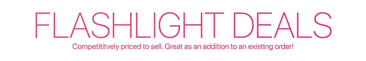 Flashlight Deals