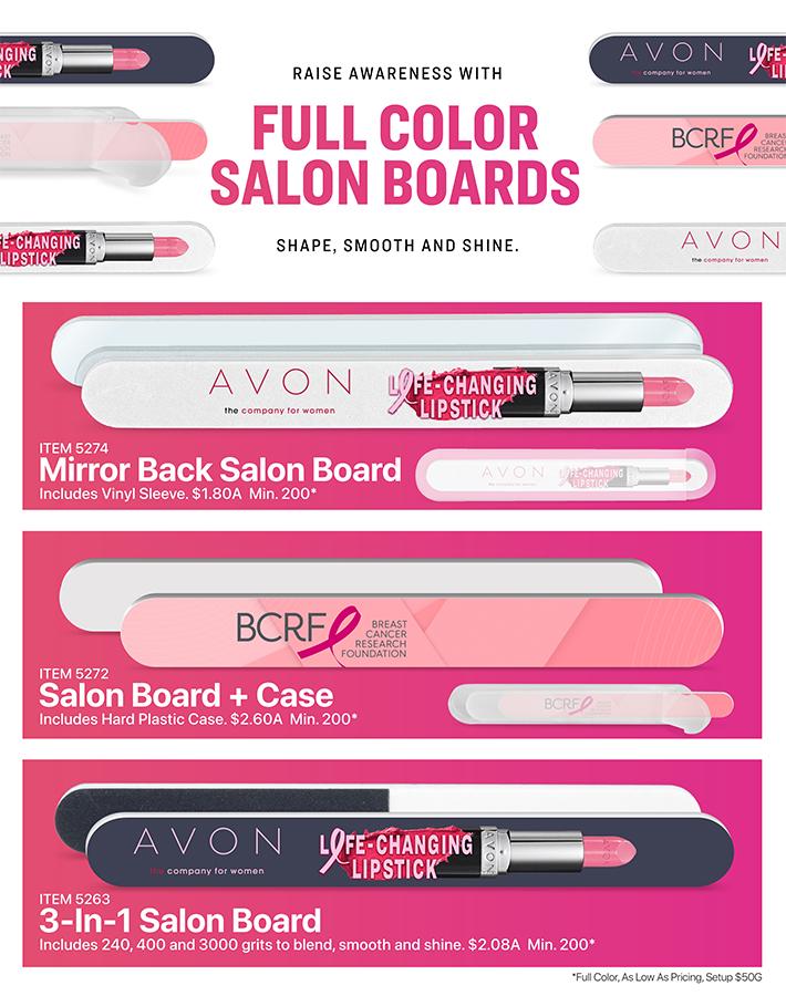 Salon Boards